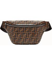 Fendi - Logo Belt Bag - Lyst