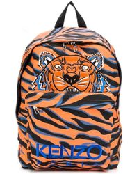 34e0666a0410 Lyst - Women s KENZO Backpacks Online Sale