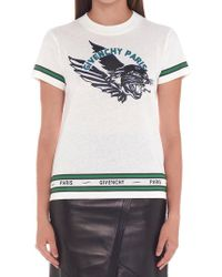 Givenchy - 'catwing' T-shirt - Lyst