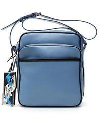 bafb65388f3a Lyst - Prada Cartoon Shoulder Bag in Blue