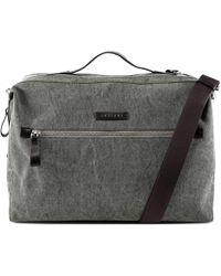 Orciani - Logo Duffle Bag - Lyst