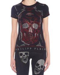 Philipp Plein - Skul T-shirt - Lyst