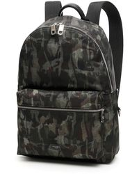 Dolce & Gabbana - Camouflage Backpack - Lyst