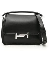 Tod's - Double T Small Top Handle Bag - Lyst