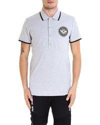 3b017ff4 Lyst - Fendi Polo Shirt in Black for Men