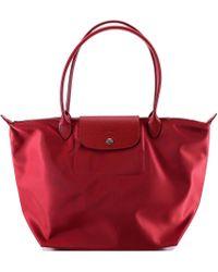 Longchamp - Le Pliage Néo Tote Bag L - Lyst