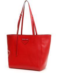 d2c75ce91c72 Prada - Concept Shopper Tote Bag - Lyst