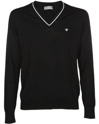 Dior Homme - Bee Embroidered Jumper - Lyst