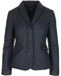 Theory - Blazer Puffer Jacket - Lyst