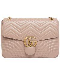 1ddbc1cfd75 Gucci - GG Marmont 2.0 Shoulder Bag - Lyst