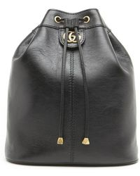 Gucci - Re(belle) Bucket Backpack - Lyst
