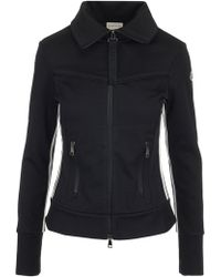 Moncler - Fitted Zip Jacket - Lyst