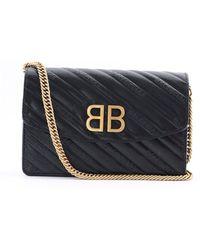 Lyst - Céline Pre-owned Crossbody Bag in Black 508f8f270c2df