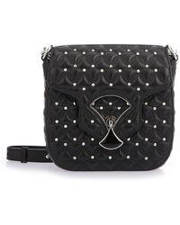 BVLGARI - Pre-owned Leather Handbag - Lyst