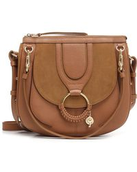 See By Chloé - Hana Shoulder Bag - Lyst