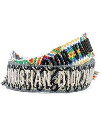 Dior - J'a Cotton Bracelet - Lyst