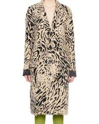 Haider Ackermann - Tiger Print Coat - Lyst