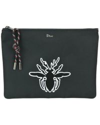 Dior Homme - Bee Print Pouch - Lyst