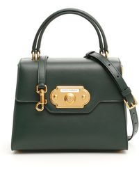 Dolce   Gabbana - Welcome Leather Tote Bag - Lyst 3cb3a80e823d7
