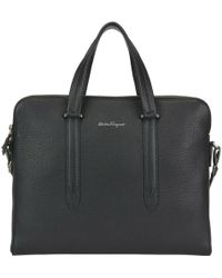 Ferragamo - Business Bag - Lyst