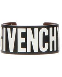 Givenchy - Logo Bracelet - Lyst