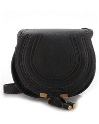 Chloé - Mini Marcie Crossbody Bag - Lyst
