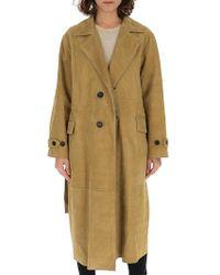 Golden Goose Deluxe Brand - E Elle Trench Coat - Lyst