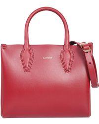 Lanvin - Nano Shopper Bag - Lyst