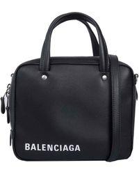 Balenciaga - Square Tote - Lyst