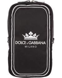 58196af7b4 Men's Dolce & Gabbana Messenger - Lyst