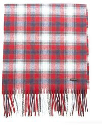 DSquared² - Check Scarf - Lyst