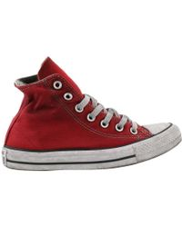 Converse - Chuck Taylor All Star Hi-top Trainers - Lyst