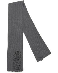 bc1b9d6cfb1 Lyst - Maison Margiela Classic Scarf in Green for Men
