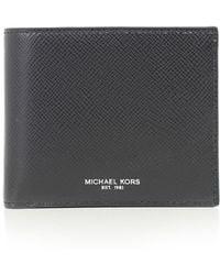 Michael Kors - Harrison Billfold Wallet - Lyst
