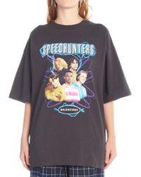Balenciaga - Speed Hunters T-shirt - Lyst