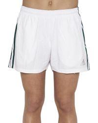 Gosha Rubchinskiy - X Adidas Track Shorts - Lyst
