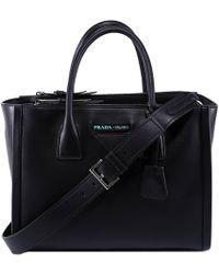 Prada - Lux Tote Bag - Lyst
