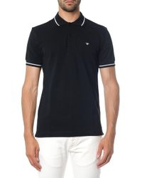 Dior Homme - Bee Embroidered Polo Shirt - Lyst