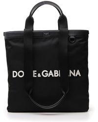 637c19e6374e Lyst - Dolce   Gabbana Pocket Messenger Bag in Gray for Men