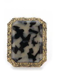 Balenciaga - Stone Ring - Lyst