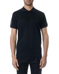 Dior Homme - Sleeves Logo Detail Polo Shirt - Lyst