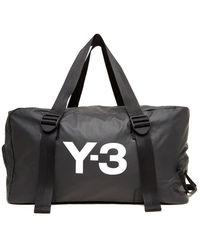69338912f555c Y-3 - Bungee Hold-all Duffle Bag - Lyst
