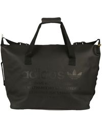 adidas Originals - Logo Duffle Bag - Lyst