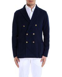36a0fb747bef2e Men's Lardini Clothing Online Sale - Lyst