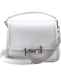 Tod's - Small Double T Bag - Lyst