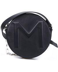 Mugler - Round Crossbody Bag - Lyst