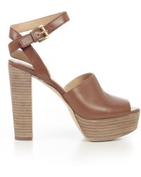 MICHAEL Michael Kors - Platform Sandals - Lyst