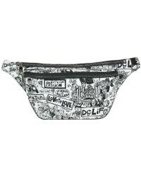 Dolce & Gabbana - Cartoon Print Crossbody Bag - Lyst