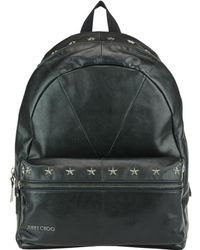 Jimmy Choo Reed Star Stud Backpack