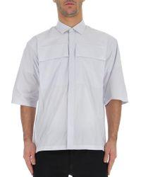 Jil Sander - Short Sleeved Shirt - Lyst